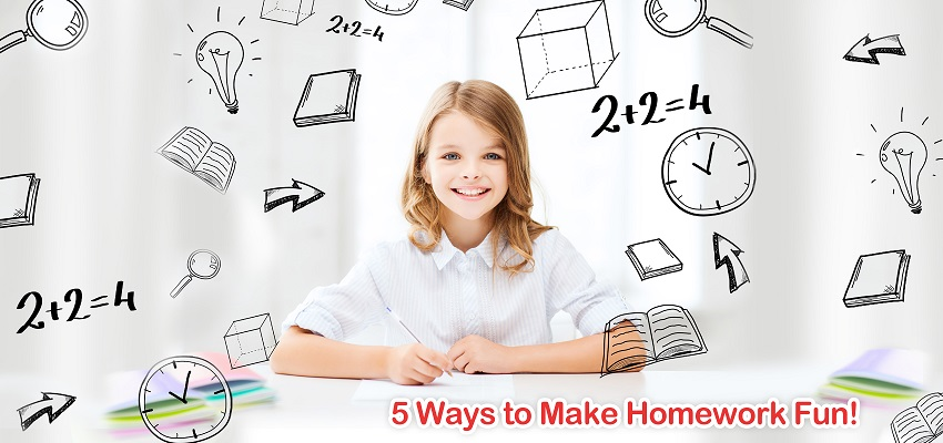 5 way to Home work