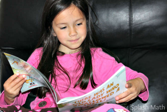 first grade reading
