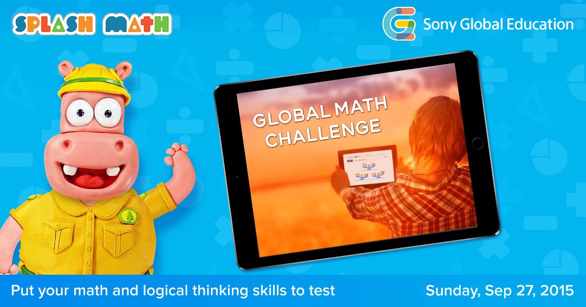 Global Math Challenge