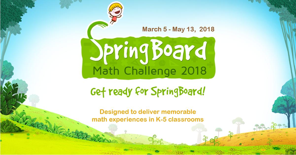 SpringBoard 2018