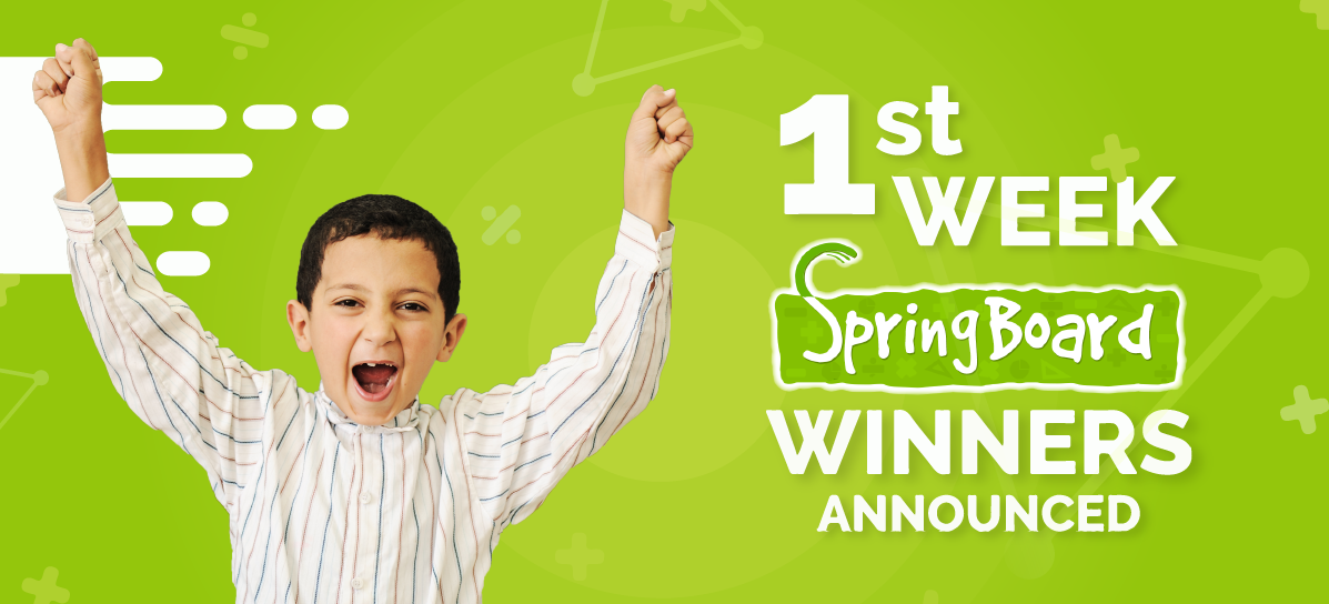 SpringBoard Winners